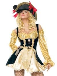 Костюм Роскошная пиратка