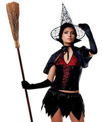 Костюм Таинственная ведьма
