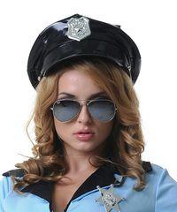 Фуражка полицейского винил