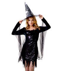 Костюм ведьмочки