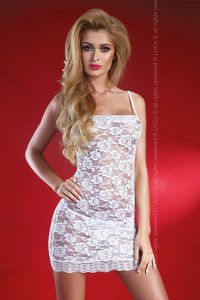 Миниплатье сетка Latisha