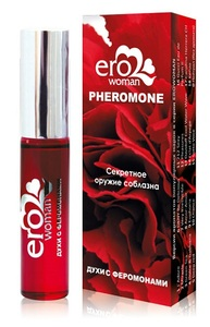 Erowoman №3 Женские духи с феромонами флакон ролл-он 8г