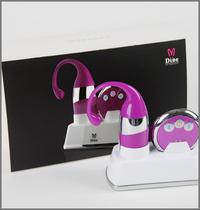 Перезаряжаемый силиконовый вибромассажер Mysterious (розовый)