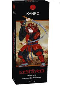 КАНПО (KANPO) ushiro гель для интимной гигиены для муж.фл.200мл