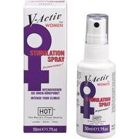 Спрей стимулирующий для женщин V-Activ 50 мл