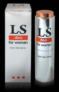 LOVESPRAY DEO интим-дезодорант для женщин 18мл. арт. LB-18003