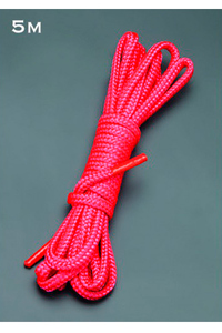 Веревка 5м. (красный)