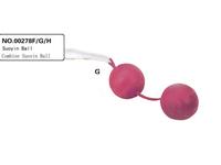 Шарики вагинальные розовые