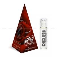 Духи мужские в пирамидке Desire №3, 5мл