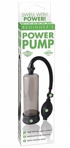Вакуумная помпа мужская Beginner's Power Pump