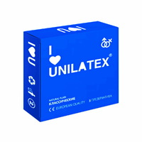 Unilatex® Natural Plain презервативы гладкие №3