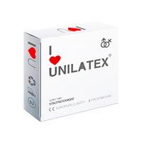 Unilatex® Ultrathin презервативы ультратонкие №3
