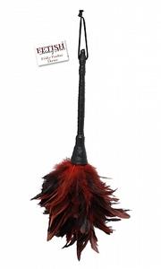 Frisky Feather Duster Щекоталка с перьями 35,6 см
