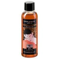 Съедобное масло для тела с Шоколодно-мятным ароматом 100 мл