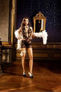 Mafia Мини-платье
