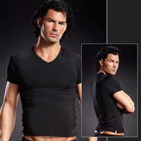Мужская черная футболка S/M