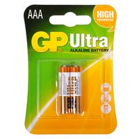 Батарейки AAA GP Ultra LR03 - 2 шт