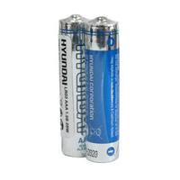 Батарейки AAA HYUNDAI POWER ALKALINE LR03 - 2 шт