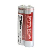 Батарейки AAA HYUNDAI SUPER ULTRA HEAVY DUTY R03 - 2 шт