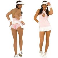 Очаровательная теннисистка HUSTLER SM