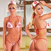 Комплект секси-медсестрички HOT NURSE
