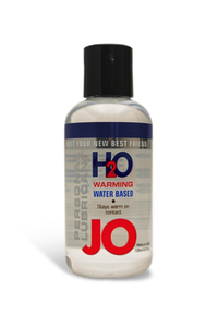 Возбуждающий любрикант на водной основе JO Personal Lubricant H2O Warming, 4.5 oz (135 мл)