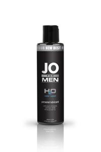 Мужской любрикант на водной основе JO for Men H2o 125 мл.