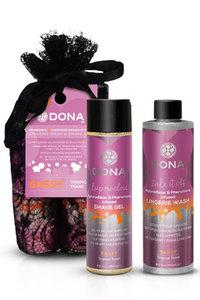 Подарочный набор DONA Be Sexy Gift Set - Sassy