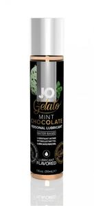 Вкусовой лубрикант JO GELATO MINT CHOCOLATE FLAVORED LUBRICANT 30mL