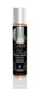 Вкусовой лубрикант JO GELATO MINT CHOCOLATE FLAVORED LUBRICANT 30mL