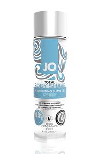 Гель для бритья и интимной гигиены JO TOTAL BODY - ANTI-BUMP INTIMATE SHAVING GEL - FRAGRANCE FREE -