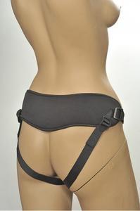 Трусики Kanikule Strap-on Harness universal Comfy Jock  черный