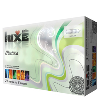 Презервативы LUXE Mini Box Мистика с пупырышками 1 блок (24 уп)