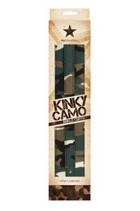 Манжеты на ноги Kinky Camo камуфляж