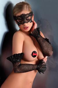 """Маска """"Mask Black Model 4"""""""